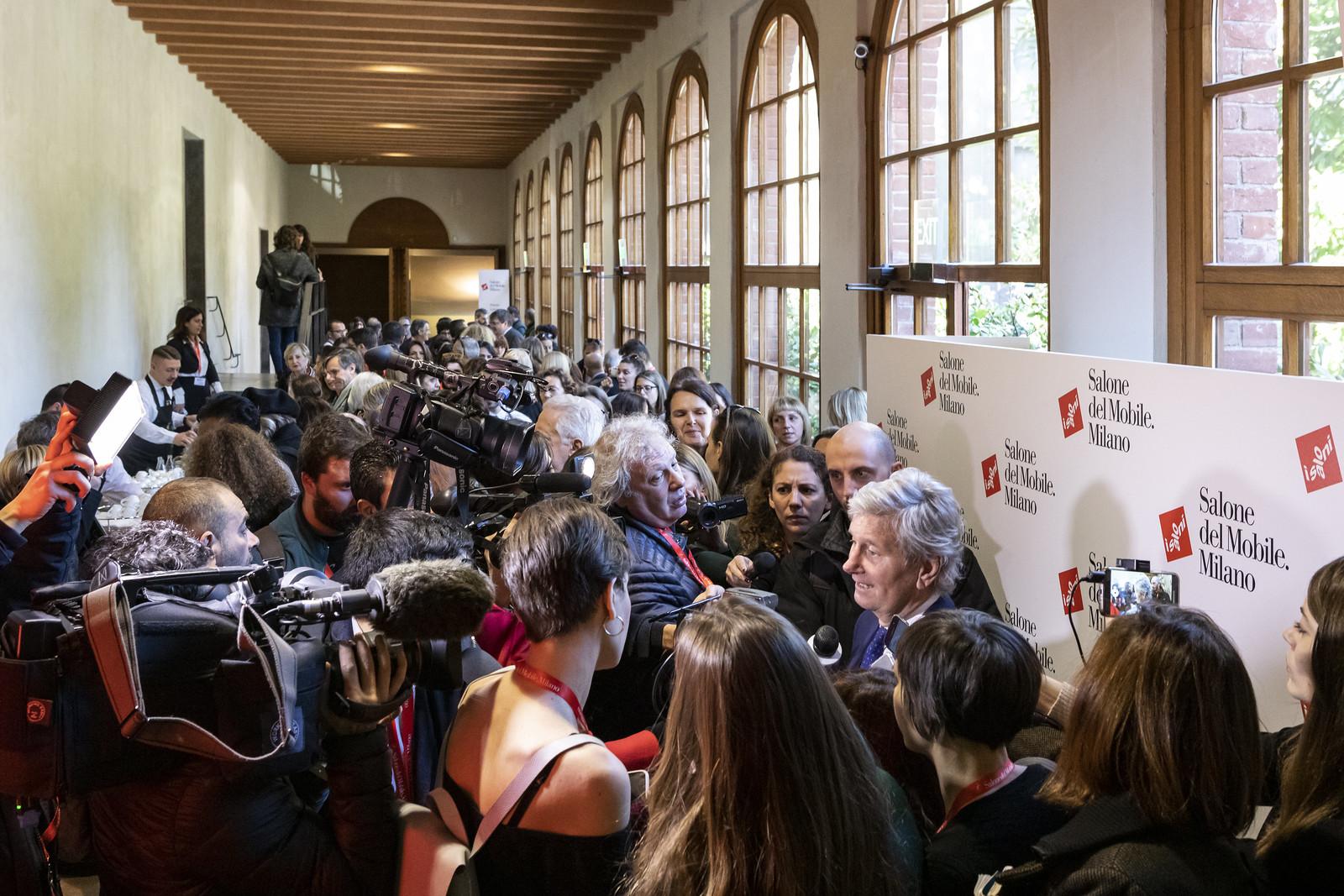 Salone del Mobile. Milano postponed to 2021