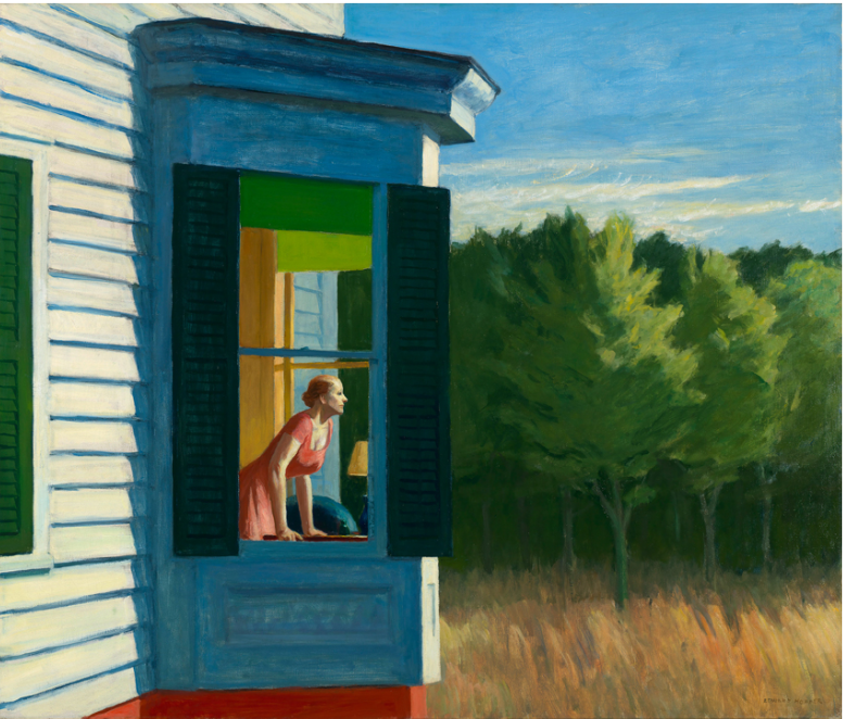The Fondation Beyeler will reopen from Monday, 11 May 2020 with Edward Hopper