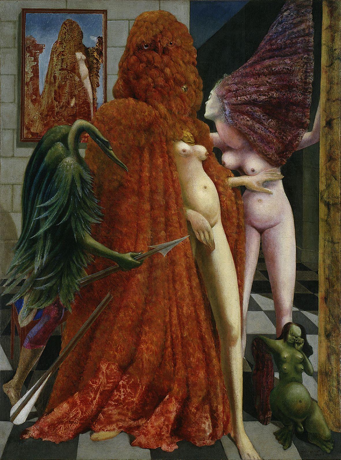 Surrealismo e magia, alla Collezione Peggy Guggenheim di Venezia nel 2021