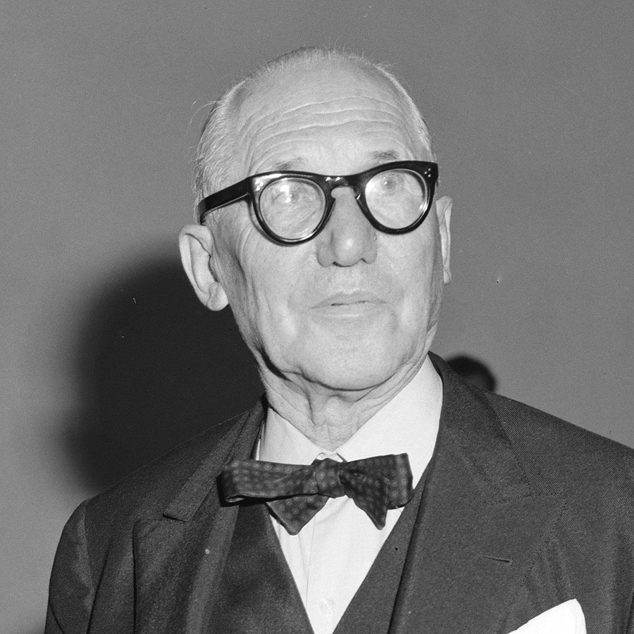 October 6, Happy Birthday Le Corbusier
