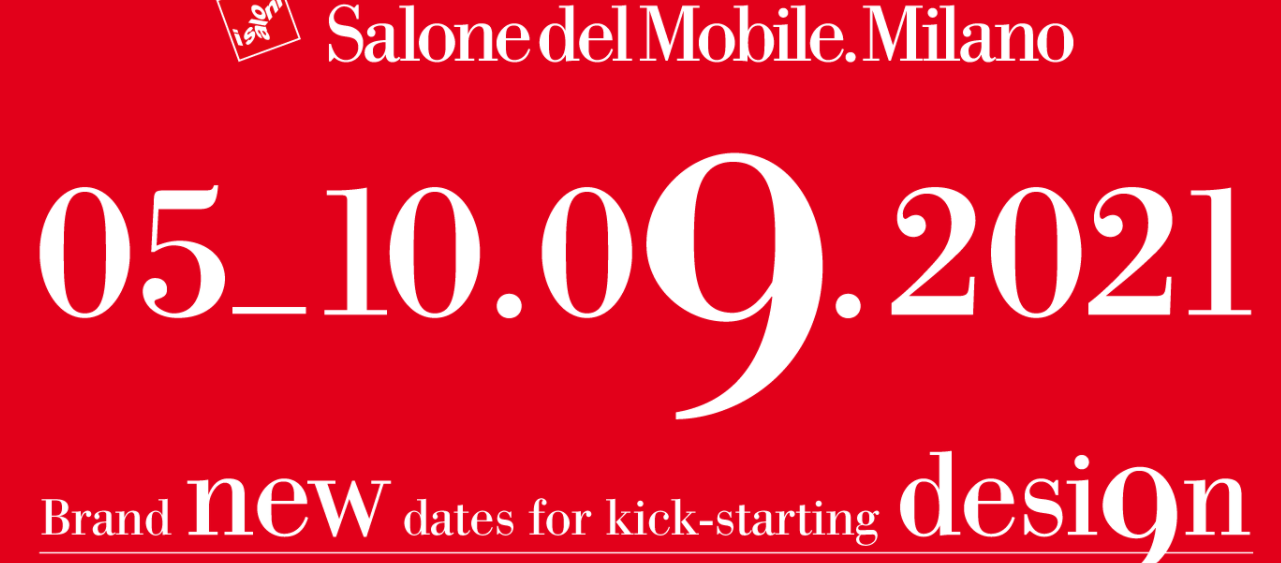 You are currently viewing Salone del Mobile.Milano 2021 will be held in September