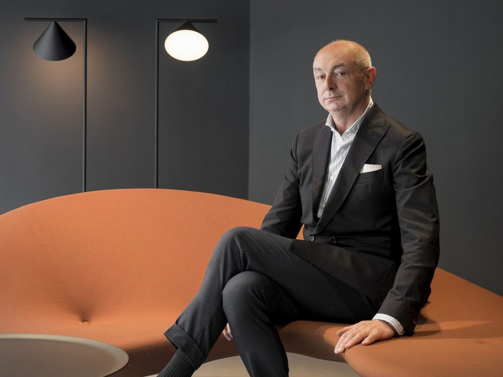 B&B Italia appoints Piero Lissoni as new art director